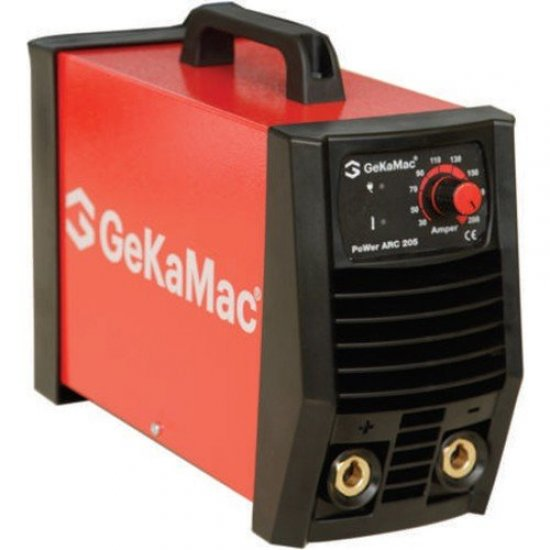 GEKA POWER ARC 250 AMP. İNVERTOR